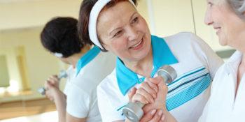 Diagnóstico de sarcopenia, para reducir la mortalidad de los mayores